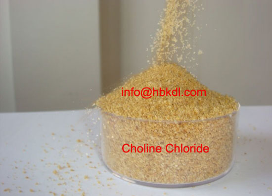 Choline Chloride Vitamin B4 Animal Feed Additive